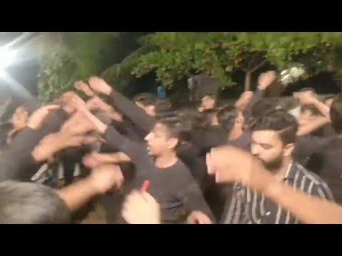 Live Matamdari 2019  Palghar Mumbai   Shahadat Masumae Qum sa   Alwida Hussain as 2019
