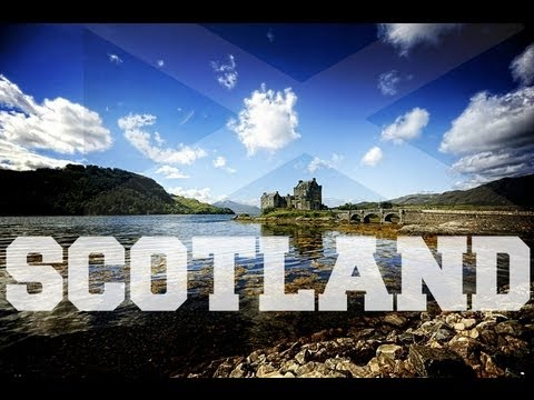 VISIT SCOTLAND - The Most Beautiful Country in the World Music Videos