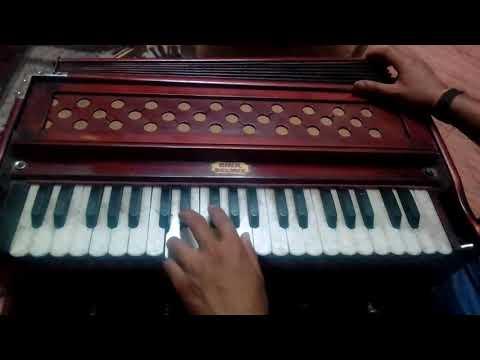 """Harmonium lesson of """" YETI CHOKHO YETI METHO"""""""