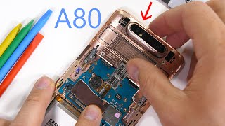 Galaxy A80 Flippy Camera Teardown! - How does it work?!
