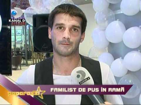 D-Paparazzi, Kanal D, Cristian Chivu despre viata de familie