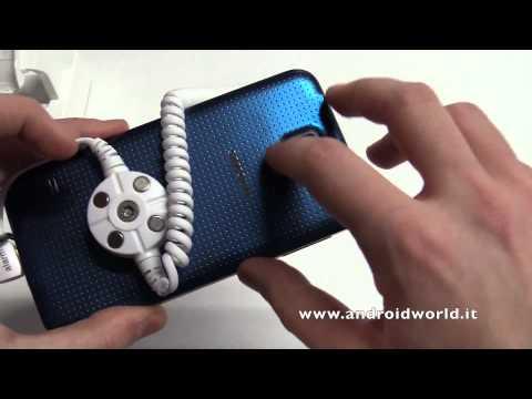Samsung Galaxy S5, anteprima in italiano da MWC 2014