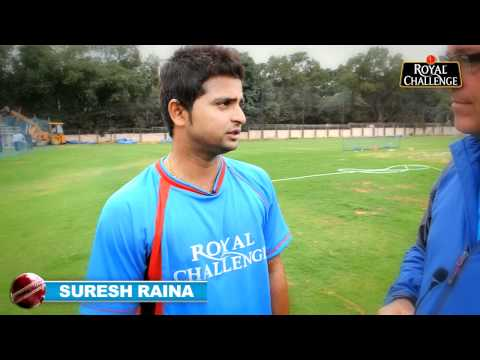 Suresh Raina - I am very lucky to play under M.S Dhoni's captaincy