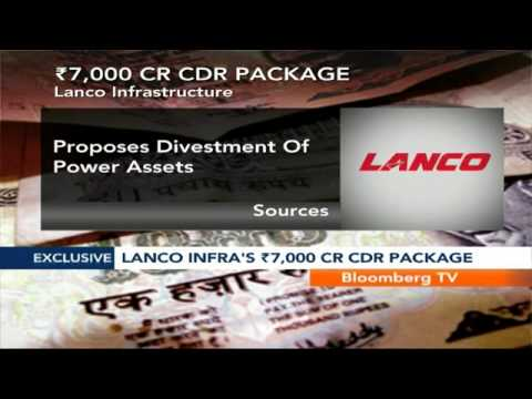 Market Pulse - Lanco Infra's Rs.7,000 Cr CDR Package