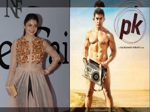 Anushka Sharma on Aamir and PK