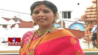 TRS Warangal Pargathi Nivedhana Sabha | Mangli on Sivagami over Baahubali 2 Tickets | Jordar