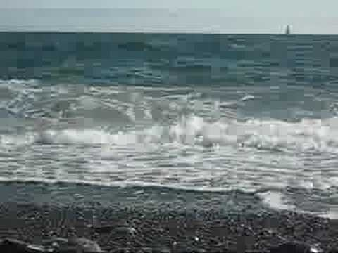 Dreamy Sitar Music  W Ocean Waves Video And Sounds!                              Dormir E Relaxar