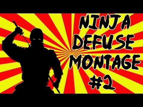 Black Ops 2 Ninja Defuse Montage #2! (Epic Black Ops 2 Ninja Defuses)