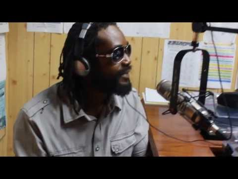 Andrae Wang Carter interview on RJR Jamaica Radio (Part 1)