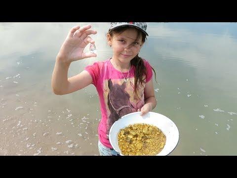 Девочка и подумать не могла, что найдёт на пляже! Шок!