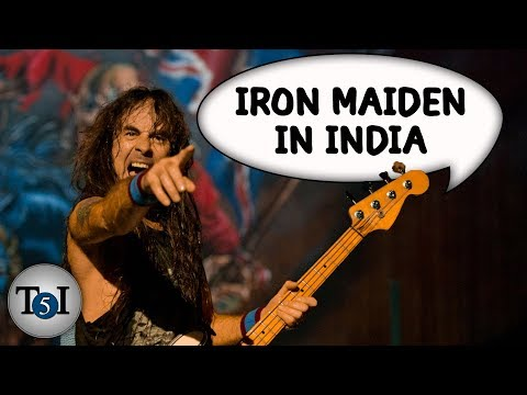 5 Biggest International Rock Bands that have performed in India