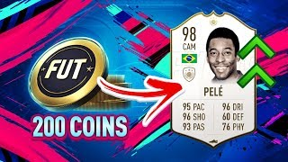 FIFA 19 | INFORM SNIPING FILTERS *EXTINCT CARD SNIPE* | TRADING FROM SCRATCH EP7