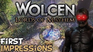 """Wolcen: Lords Of Mayhem First Impressions """"Is It Worth Playing?"""""""