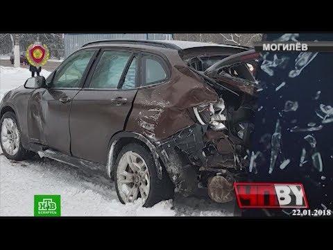 Недельный обзор АВАРИЙ и ДТП 28.01.2018 ЧП.BY НТВ Беларусь