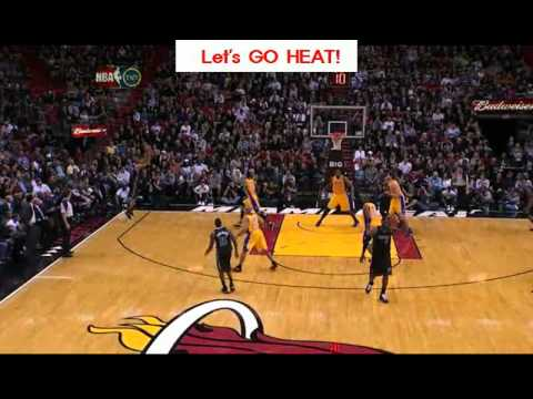 King James''s Heat vs Lakers (2012. 01.19)