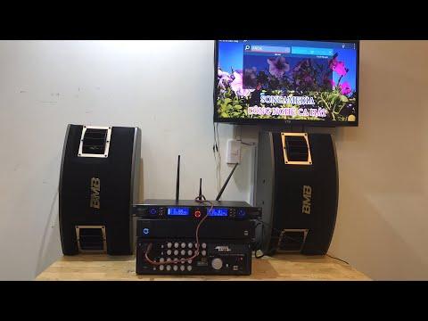 Live giới thiệu về dàn loa karaoke gia đình được bán tại Linh Kiện Store