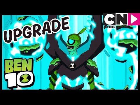 Ben 10 | Wildvine UPGRADES To Fight Billy Billions! | Cartoon Network
