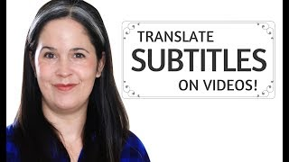 You Can Translate YouTube Videos Subtitle English to Other Languages!