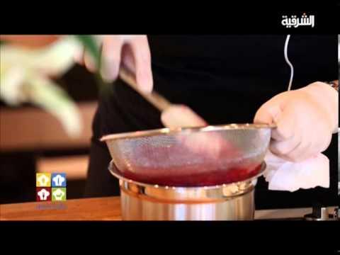 مائدة لميس - طبق المقبلات لفائف الكريب 1