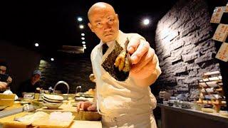 Sushi Master of Taiwan - Omakase at SUSHI 27 | BADASS Japanese Food in Taiwan