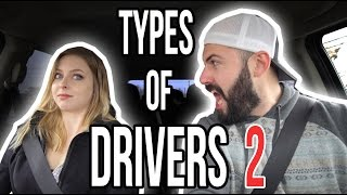 Stereotypes: Drivers 2