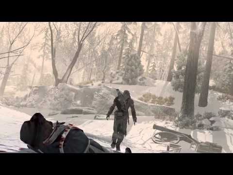 Llega nuevo DLC de Assassin's Creed III - The Tyranny of King Washington (VIDEO)