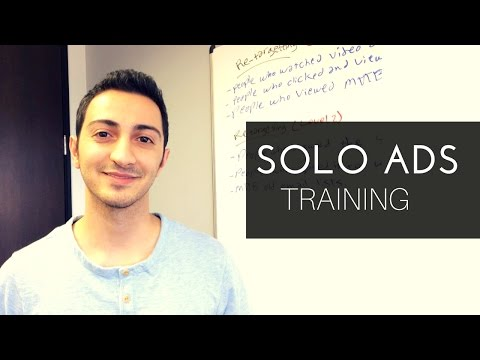 Best Solo Ads That Work - 2017 Solo Ads Training