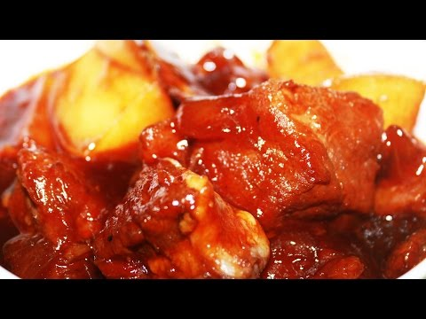 How to Cook Beef Mechado Recipe