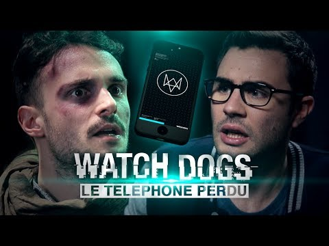 WATCH DOGS : Le téléphone perdu