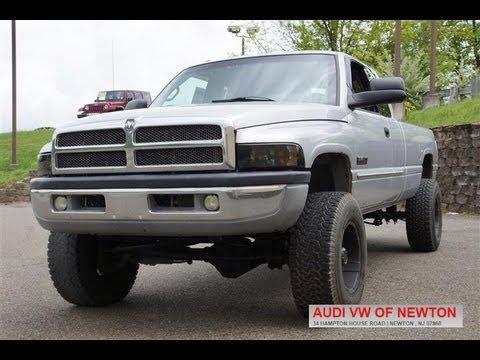 2002 Dodge Ram 2500 Cummins Turbo Diesel Youtube