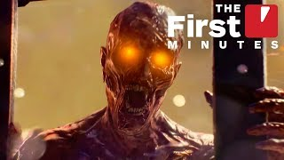 First 15 Minutes of IX - Call of Duty: Black Ops 4 Zombies