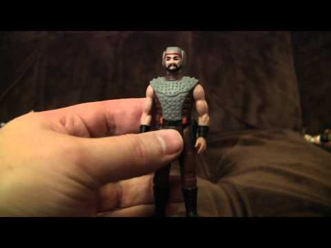 Weird Eighties Action Figures | Ashens