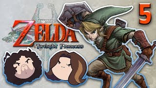 Zelda Twilight Princess: The Wolf Within - PART 5 - Game Grumps