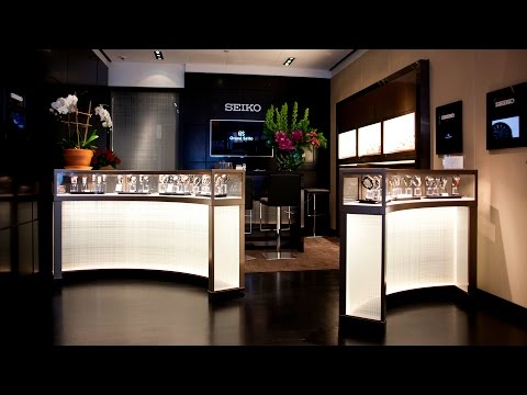 Inside The New Seiko Boutique In New York City