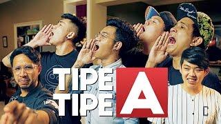 TIPE TIPE A feat. REZAOKTOVIAN, SKINNYINDONESIAN24, DAVIDBEATT, CIANICOLAY