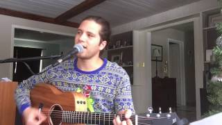 Santa Baby   Michael Buble (Live Cover By Drew Machak)