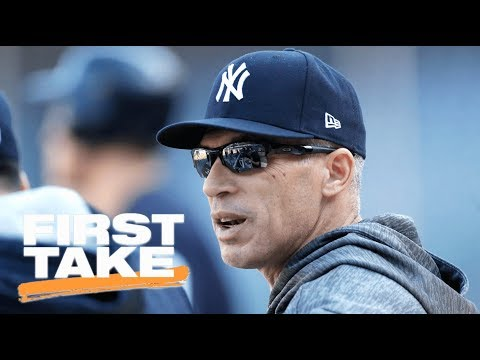 First Take reacts to Joe Girardi not returning as Yankees manager in 2018 | First Take | ESPN
