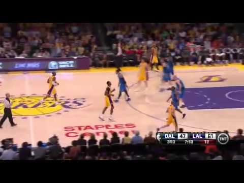 NBA Dallas Mavericks Vs LA Lakers Highlights Apr 2, 2013 Game Recap