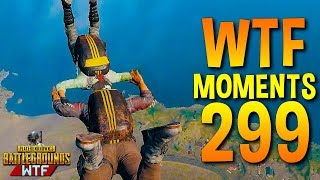 PUBG Daily Funny WTF Moments Highlights Ep 299