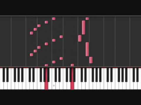 Midna's Desperate Hour Piano video