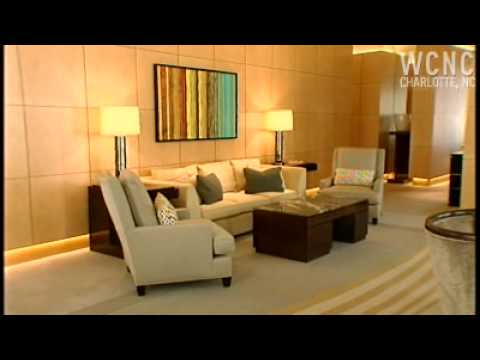 Sneak peek inside Charlotte Ritz-Carlton