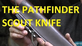 Pathfinder Scout Knife from Dave Canterbury and BHK