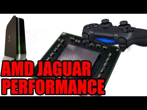 AMD Jaguar CPU Performance Thoughts & Analysis Compared To Desktops Xbox 720 & Playstation 4 CPU