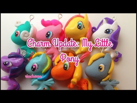 Charm Update #22 My Little Pony Charms