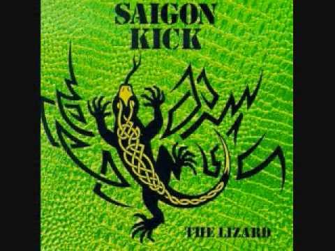 Saigon Kick-The Lizard