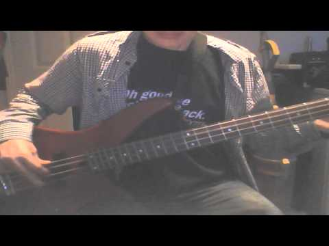 Barbarella BASS COVER - RockSchool Grade 4