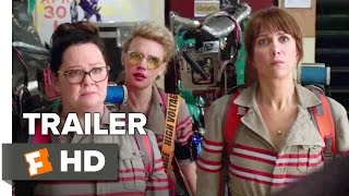 Video clip Ghostbusters Official Trailer #2 (2016) - Kristen Wiig, Melissa McCarthy Movie HD