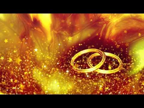 Effect background wedding