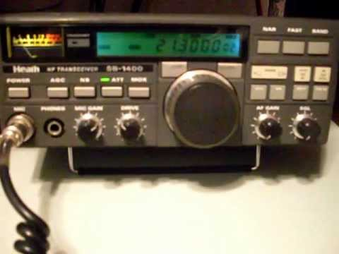 Heath SB-1400 HF Ham Radio