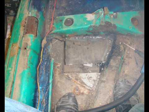 Гольф 3 ремонт кузова своими руками